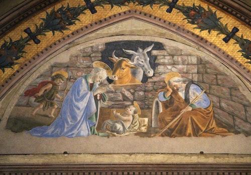 1513077096 sandro botticelli nativita di gesu 1475 ca