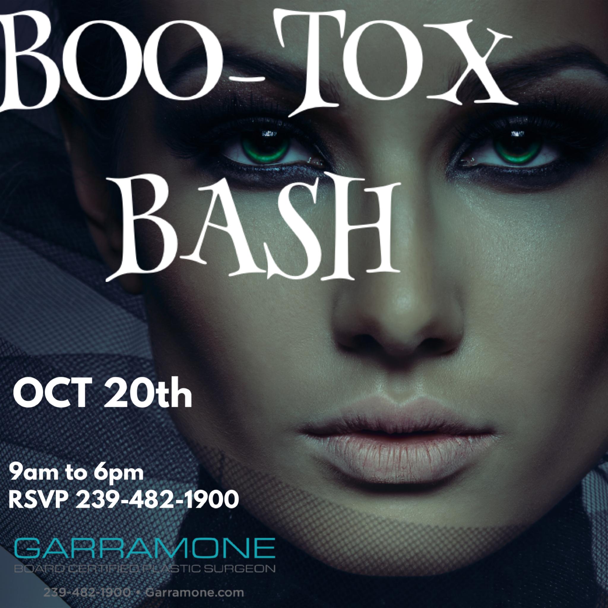Boo-Tox Bash