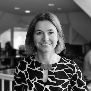 Judith Alexander, HR manager, Informaat