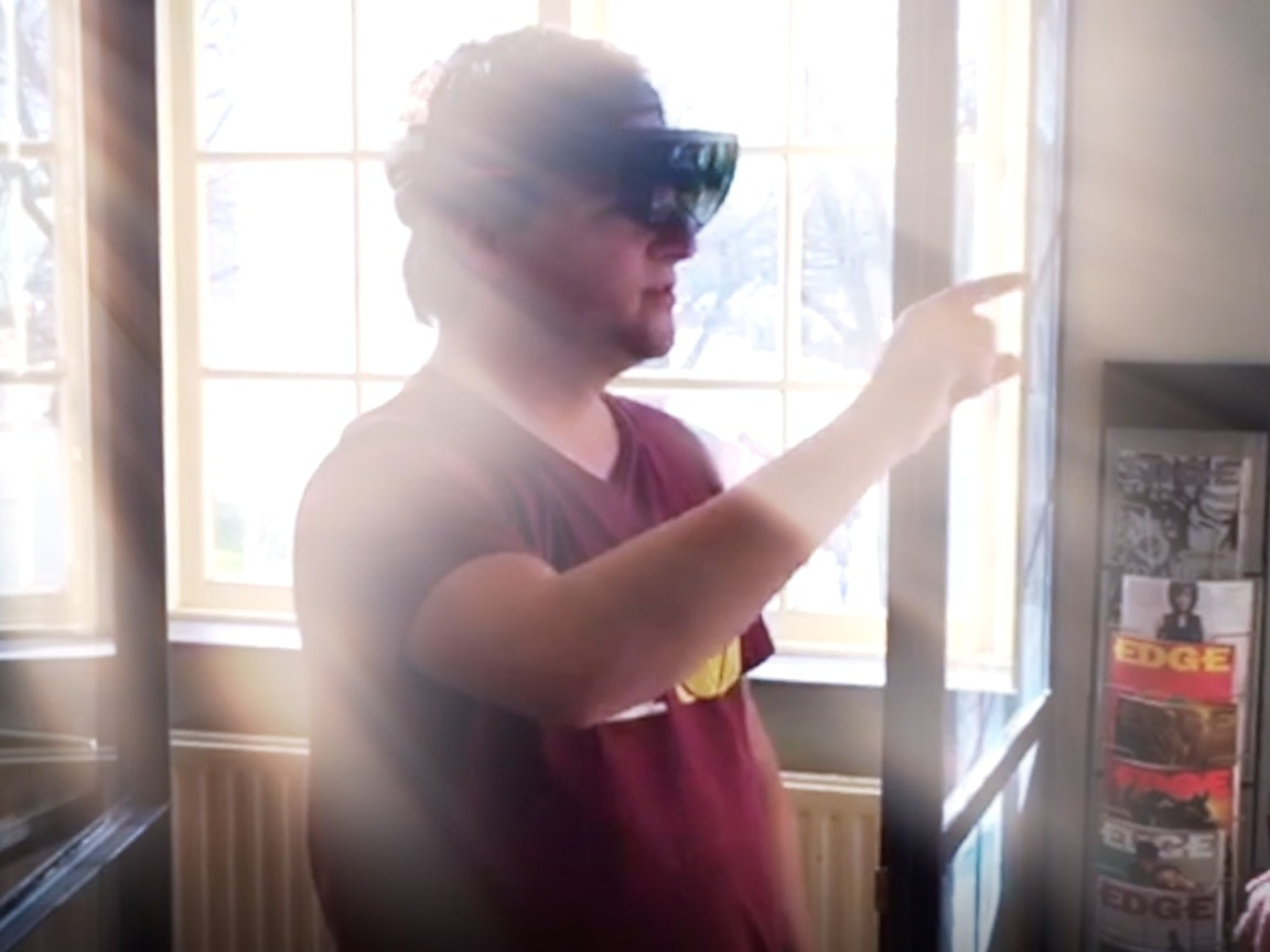 Design sprint augmented reality for air traffic controllers