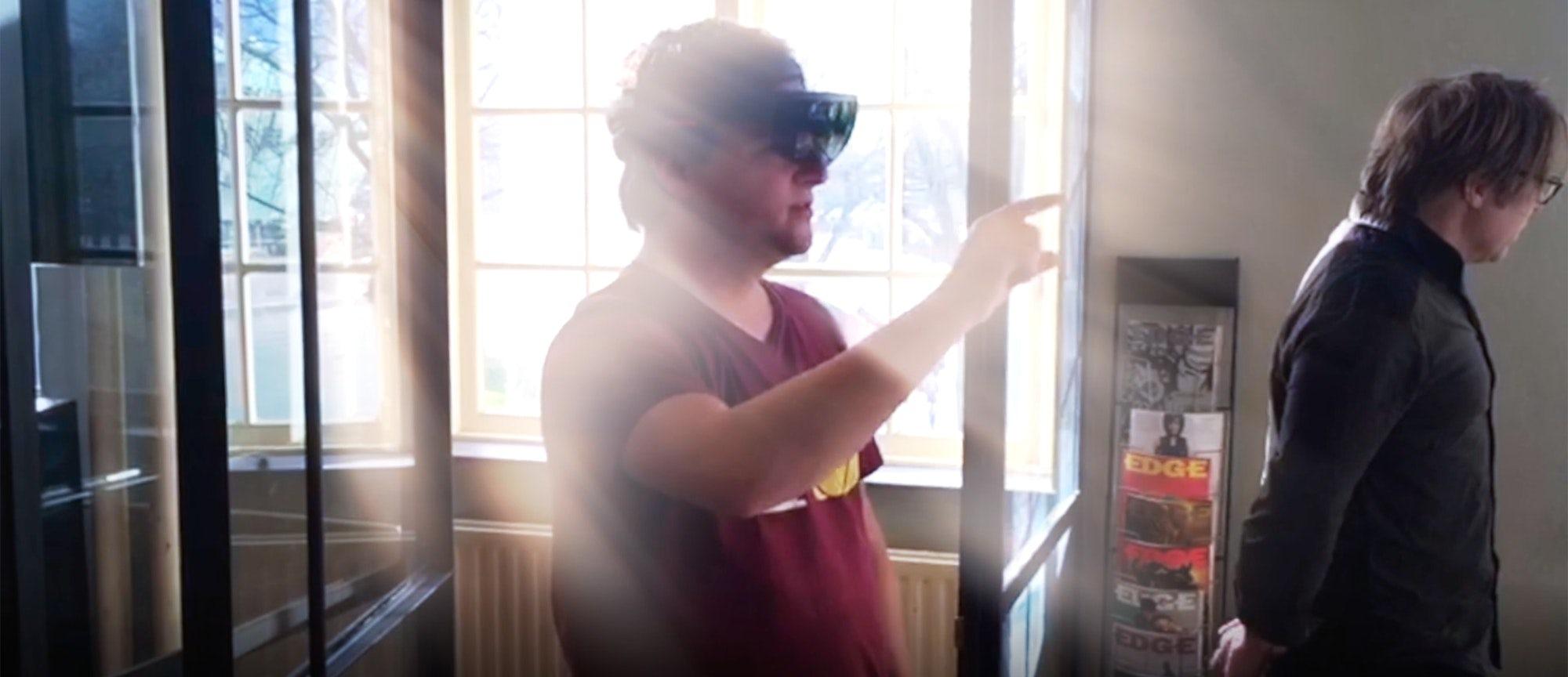 Design sprint augmented reality voor luchtverkeersleiders