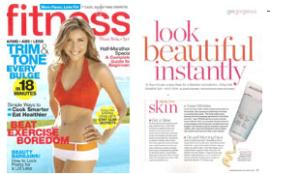 Fitness Magazine March 2009