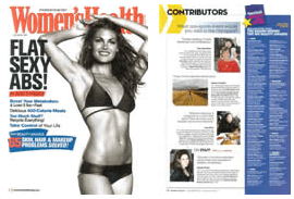 Woman's Health July/August 2008