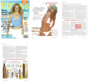Fitness Magazine May 2008