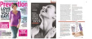 Prevention Magazine March 2008