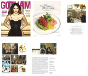 Gotham Magazine February 2008