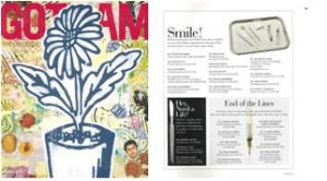 Gotham Magazine October 2007