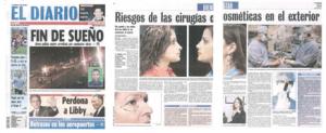 El Diario July 2007 (Spanish)