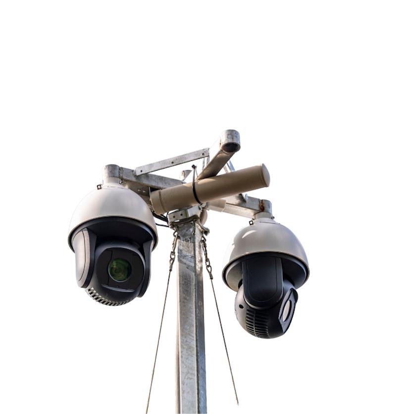 Videoüberwachung mieten von WatchTower