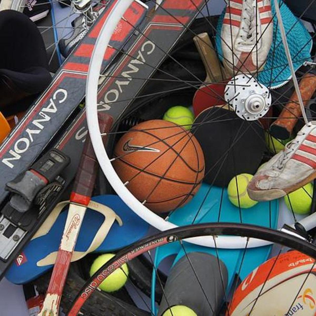 Sport et réemploi : comment réduire les déchets liés à la pratique sportive