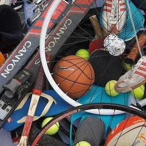 Réemploi : réduire les déchets liés à la pratique sportive