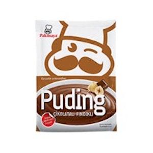 Çikolatalı Fındıklı Puding