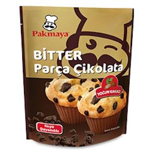 Bitter Parça Çikolatası