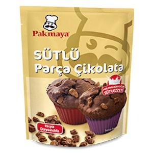 Sütlü Parça Çikolata