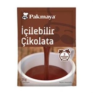 İçilebilir Çikolata
