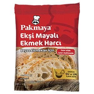 Ekşi Mayalı Beyaz Ekmek Harcı