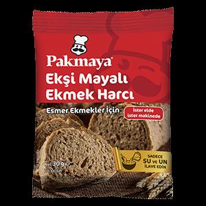Ekşi Mayalı Esmer Ekmek Harcı