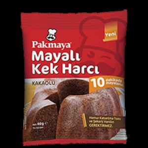 Mayalı Kek Harcı Kakaolu