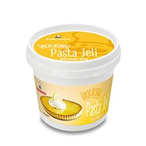 Limonlu Pasta Jeli