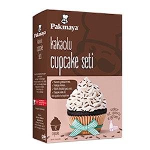 Kakaolu Cupcake Seti