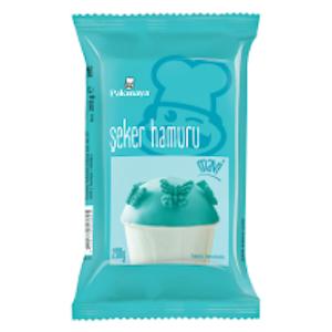 Mavi Şeker Hamuru