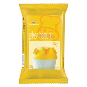 Sarı Şeker Hamuru