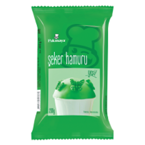Yeşil Şeker Hamuru