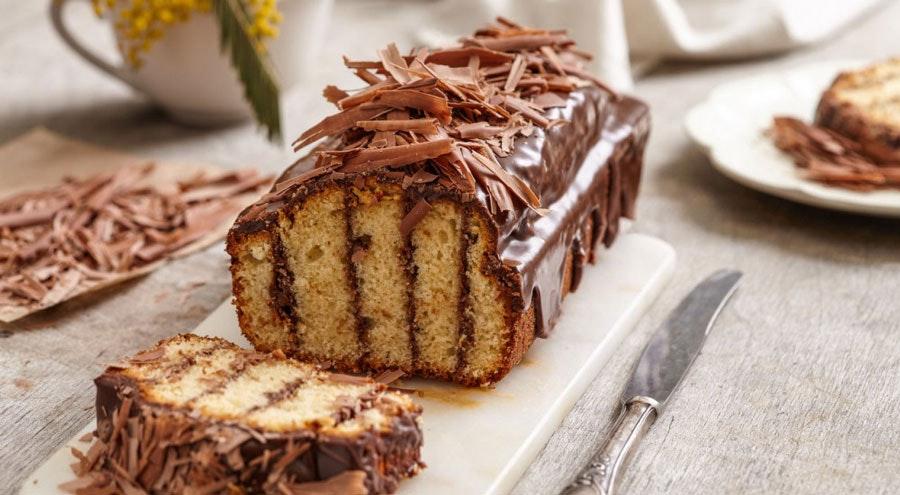 çikolatalı kontes kek