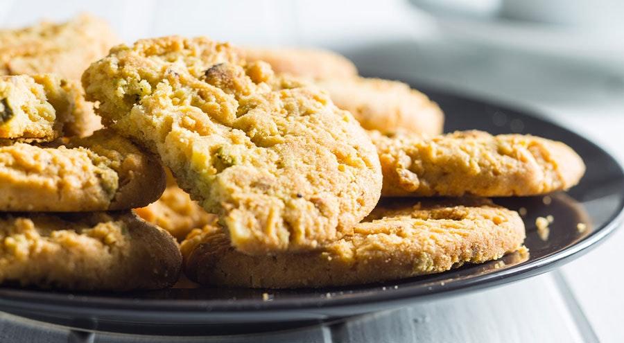 antep fıstıklı kurabiye