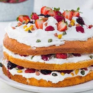 Naked Cake Nedir? Evde Yapabileceğiniz 4 Farklı Naked Cake Tarifi