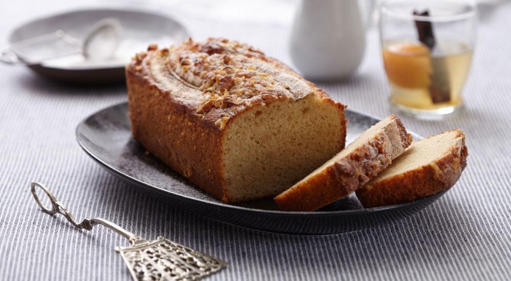 muzlu ve tarçınlı kek