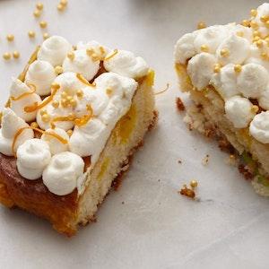Portakalseverlerin Bayılacağı 4 Portakallı Kek Tarifi