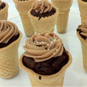 Külahta Çikolatalı Cupcake Tarifi