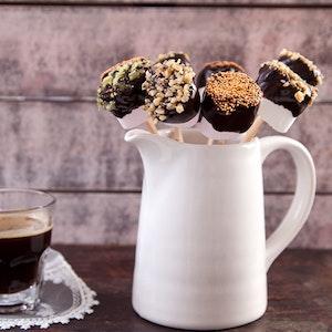 Çikolatalı Marshmelov Tarifi
