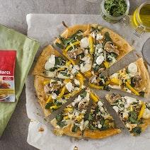 Ispanaklı Pizza Poğaça Tarifi