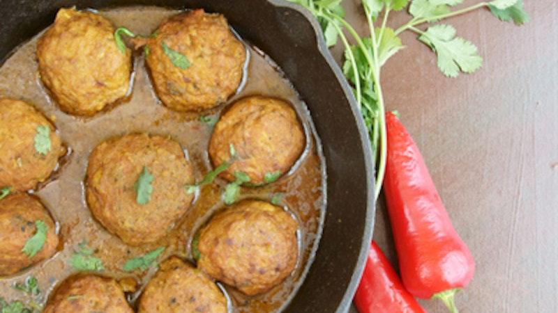 Patlıcanlı Peynir Köftesi Tarifi