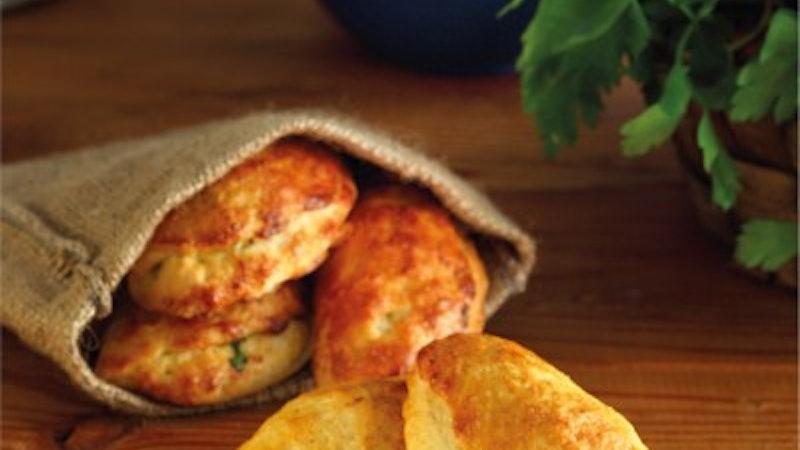 Maydanozlu ve Peynirli Poğaça Tarifi