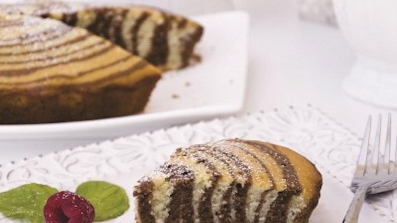 Çikolatalı Zebra Kek Tarifi