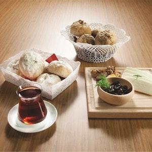 Hurmalı Cevizli Muffin Ekmekler Tarifi