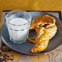 Patatesli ve Süzme Peynirli Poğaça Tarifi
