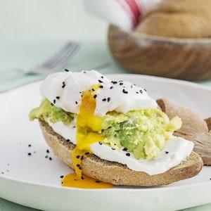 Poşe Yumurtalı Avokado Tarifi
