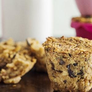 Granola Muffin Tarifi