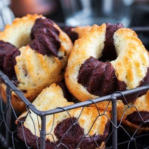 Çikolatalı Top Ekmekler Tarifi
