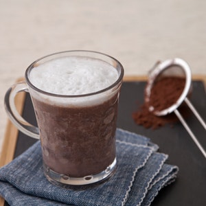 Kakaolu ve Kuru Hurma Püreli Süt Tarifi
