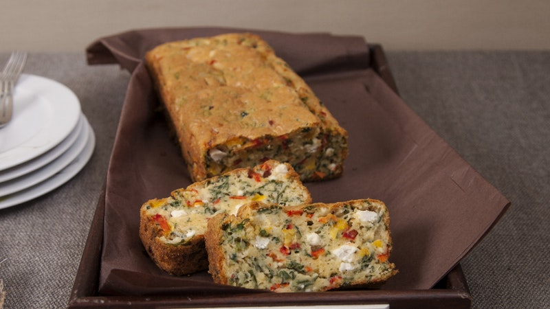 Mısırlı ve Peynirli Kek Tarifi