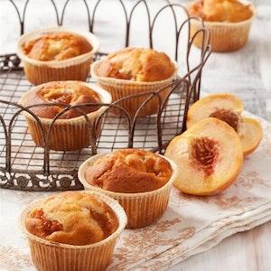 Şeftalili Muffin Tarifi