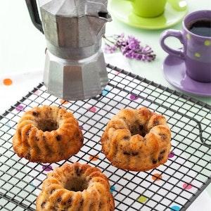Muzlu Çikolatalı Kekler Tarifi