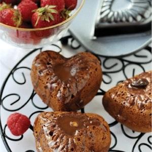 Çikolatalı Sürpriz Muffinler Tarifi