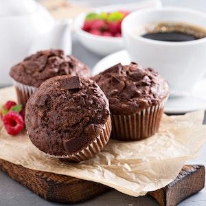 Çok Çikolatalı Muffin Tarifi