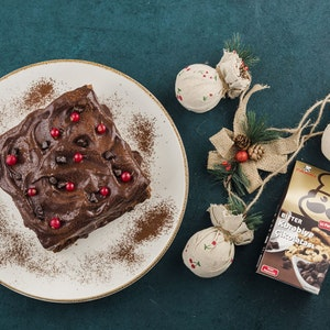Çikolatalı Naneli Puding Kremalı Bitter Pasta Tarifi